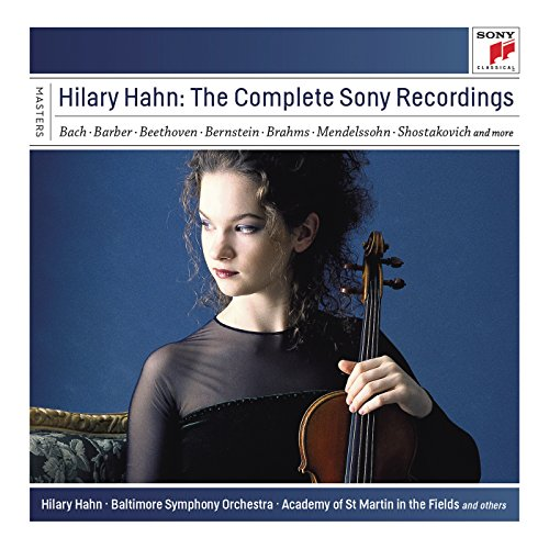 Hilary Hahn - The Complete Son...