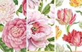 Caspari Guest Towels Collection (Camellias, Blush, Tulip Dance)