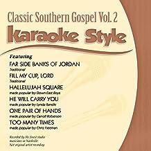 Karaoke Style: Classic Southern Gospel Vol. 2