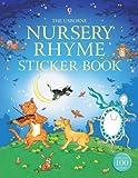 img - for Nursery Rhyme Sticker Book (Usborne Sticker Books) book / textbook / text book