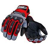 Ansell ProjeX 97-975 Heavy Duty Impact Work Glove, Medium (Pack of 1 Pair)