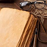 Leather Journal, Beautiful Heart Embossed Journals