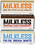 Combo Chocolate Bar Pack (Six Pack) - Gluten Free, Nut Free, Milk Free