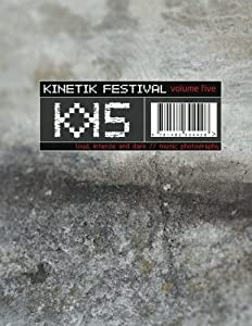 Kinetik Festival 5 Photo Book Adrian Onsen