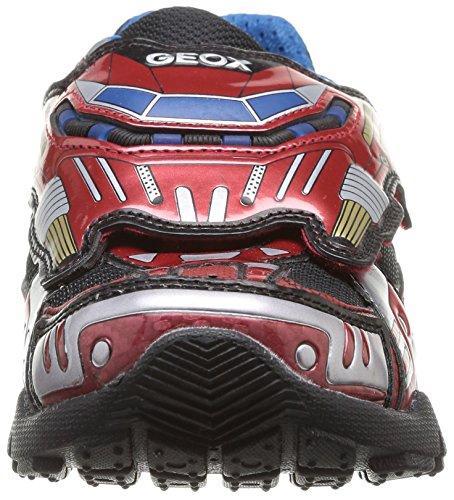 Geox Supreme - Zapatillas Red/silver