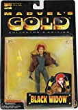 Marvel Black Widow Gold Collector's Edition