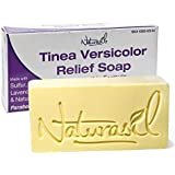 Naturasil Homoeopathic Remedies Soap for Tinea Versicolor, 4 Ounce