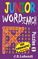 Junior Word Search Puzzles: Volume