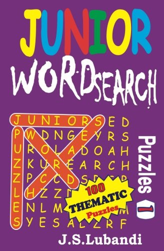 Junior Word Search Puzzles 1 product image