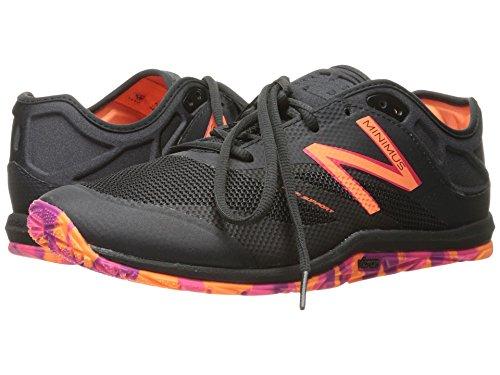 店主免除逆説(ニューバランス) New Balance レディーストレーニング?競技用シューズ?靴 WX20v6 Dark Cyclone/Vivid Tangerine 9.5 (26.5cm) B - Medium