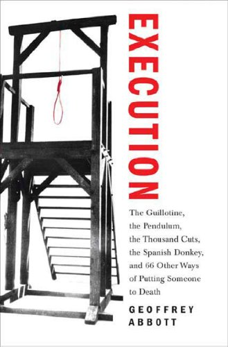 Execution history