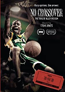 Book Cover: ESPN Films 30 for 30: No Crossover: The Trial of Allen Iverson