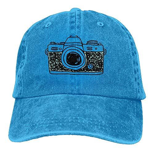 Design Skull Cowboy Hats Hat Denim for Camera Women Cap JHDHVRFRr Sport Men Cowgirl 4ZwqHBxE