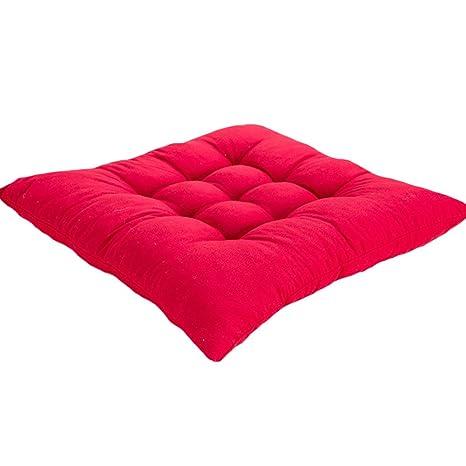 Amazon.com: Silla de oficina/Home Comfort Cojín Silla suave ...