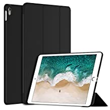 iPad Pro 10.5 Case, JETech Case Cover for the New Apple 10.5-inch iPad Pro 2017 Model with Auto Sleep/Wake (Black)