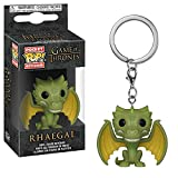 Funko Collectible Figure Pop! Keychains, Game of Thrones, Rhaegal