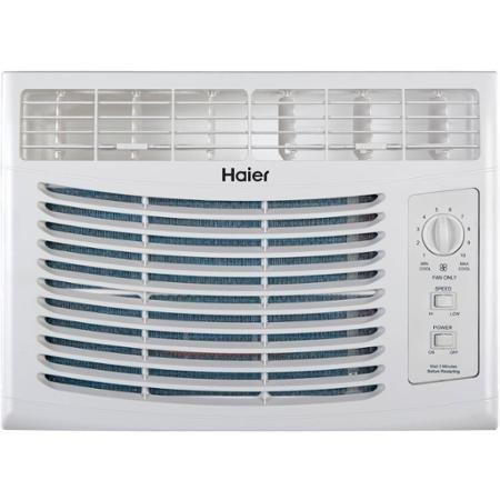 Haier 5,000 BTUs Mech Air Conditioner, White, HWF05XCR-L price