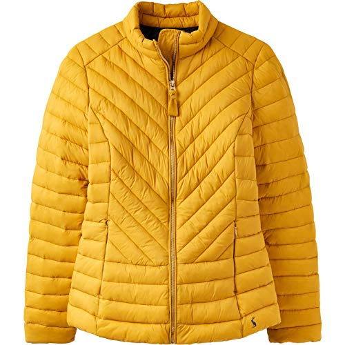 Jacket Joules Gold Quilted Antique Yellow Elodie 6wFqgnz