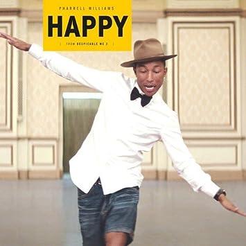 Happy by Pharrell Williams: Amazon.co.uk: Music