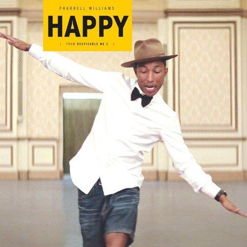 CD : Pharrell Williams - Happy (2-Track) (Holland - Import)