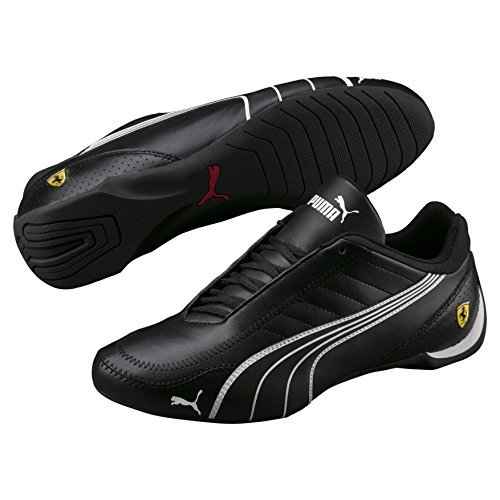 puma Mens Ferrari SF Future Cat Kart Driving Athletic Shoes In Black (10)