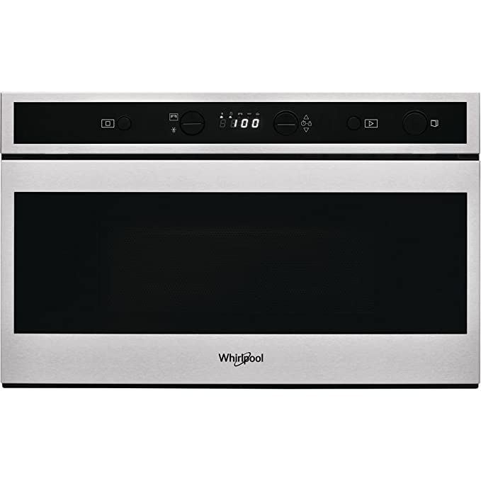 Whirlpool W6 MN810 Integrado 22L 750W Acero inoxidable ...