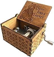 Cuzit - Caja de música de Madera, diseño de Piratas del Caribe ...