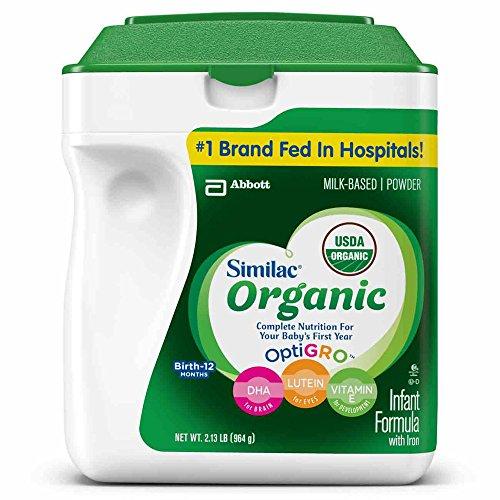 Product of Similac Advance Organic Powder Baby Formula, 34 oz. (baby formula – Wholesale Price – Baby Formula [Bulk Savings]
