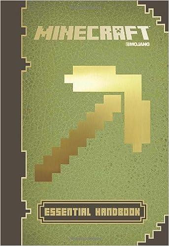 Minecraft Essential Handbook An Official Mojang Book