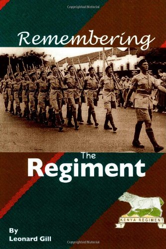 Read Online Remembering the Regiment pdf