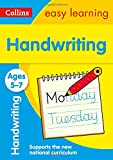 Handwriting Ages 5-7 (Collins Easy Learning KS1)