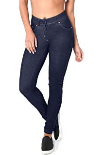 77c95bfb4e1 Fashion Instyle Skinny Womens Jeans Stretchy Jeggings Ladies New Fit ...