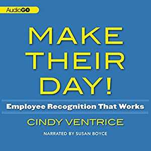 Make Their Day! Audiobook