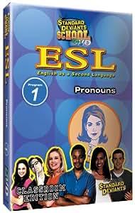 SDS ESL Program 1: Pronouns