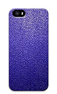 iPhone 5s Cases & Covers - Dark Blue Traces Background PC Custom Soft Case Cover Protector for iPhone 5s