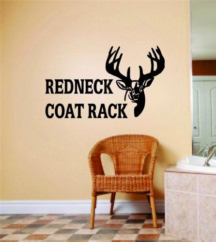 Redneck Coat Rack - in 22 Colors