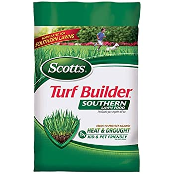 Scotts Turf Builder Southern Lawn Fertilizer with 2% Iron - 14 lb. (Sold in select Southern states)