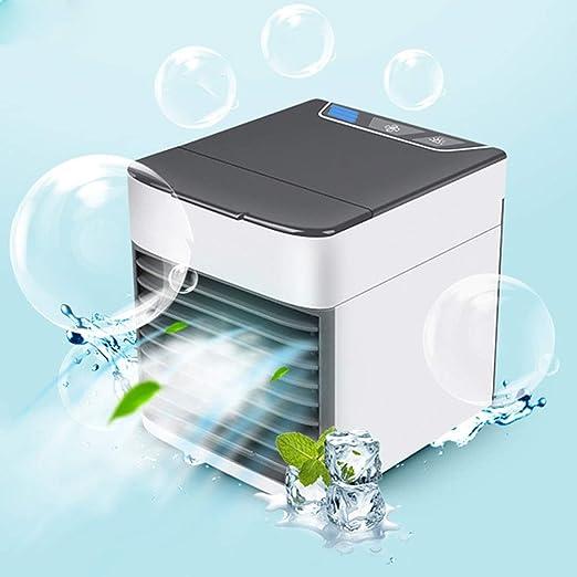 Enfriador de aire, ventilador de aire acondicionado, mini ...