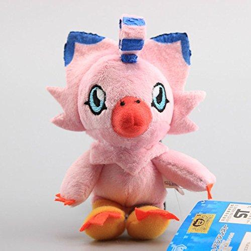 Digimon-Digital-Monster-Piyomon-Biyomon-4-Inch-Toddler-Stuffed-Plush-Kids-Toys