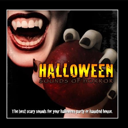 Halloween Sounds Of Horror - Scary Music And Scream Sounds -