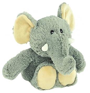 Gizzys/Unidos entretenimiento microondas elefante de peluche: Amazon ...