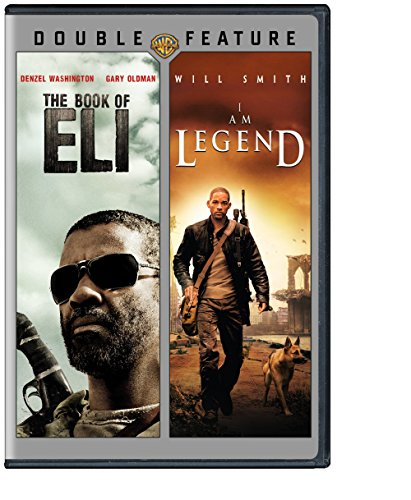 DVD : The Book Of Eli/ I Am Legend (DVD)