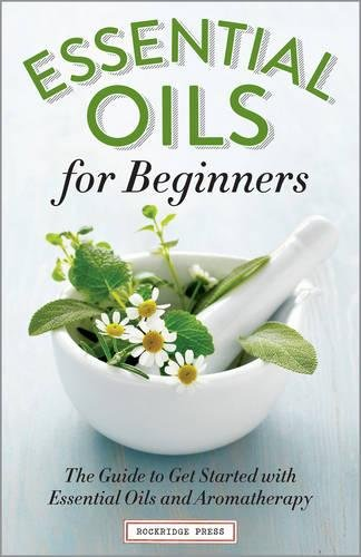 Essential Oils Beginners Started Aromatherapy product image