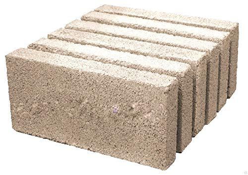 QuadraFire Pumice Bricks - 6 Pack 832-3040 Uncut, used for sale  Delivered anywhere in USA