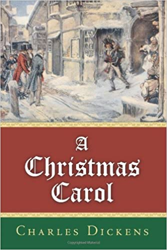 Image result for a christmas carol book
