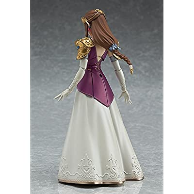 Good Smile The Legend of Zelda Twilight Princess Zelda Figma Action Figure: Toys & Games