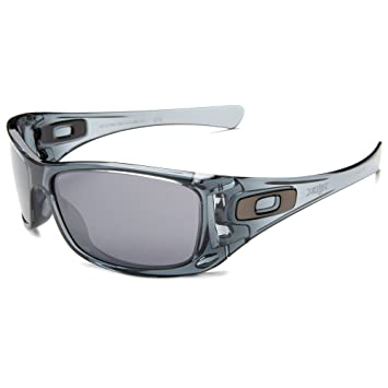 109840dfed Image Unavailable. Image not available for. Color  OAKLEY Hijinx Sunglasses  Crystal Black Iridium ...