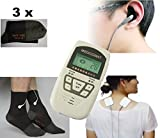 Diabetic Neuropathy Feet Medicomat-10N Diabetic Conductive Massage Socks Foot Massager Acupuncture