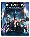 Cover Image for 'X-men: Apocalypse [Blu-ray 3D + Blu-ray + Digital HD]'