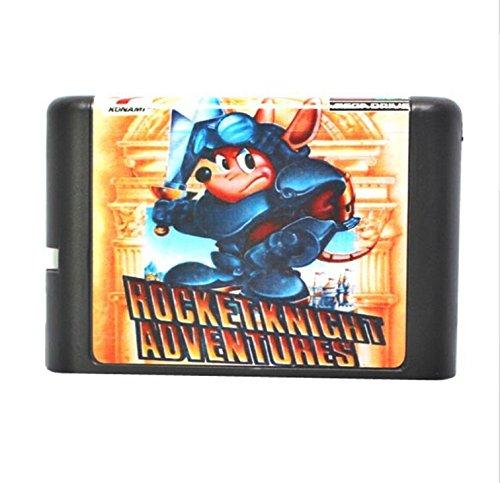 Taka Co 16 Bit Sega MD Game Rocket Knight Adventures 16 bit MD Game Card For Sega Mega Drive For Genesis